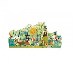 Puzzle Géant - La parade des contes