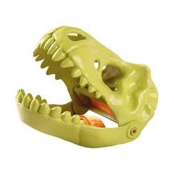 Jeux de sable : Marionnette crâne de dinosaure