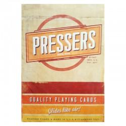 Cartes Ellusionist : Pressers