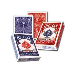 Cartes Bicycle Magie Dos Blanc