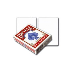 Bicycle : Cartes Magie Double vierge