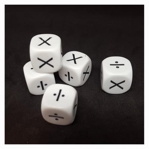 D6 opérations : multiplication et division