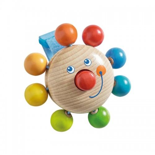 Figurine-jouet pour poussette Clown