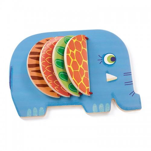 Moussa l'éléphant