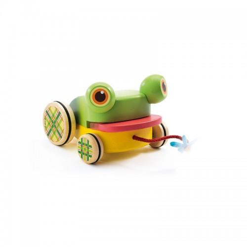 Croa Froggy