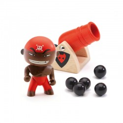 Arty Toys : Djambo & Big Boom