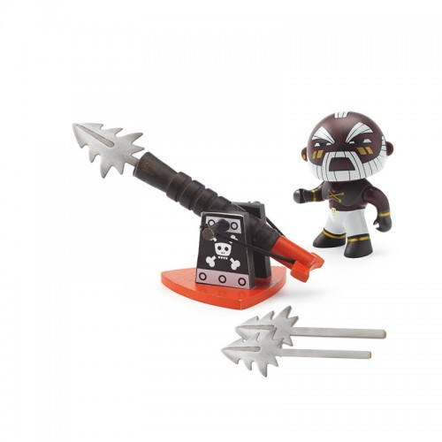 Arty Toys : Marcus & Ze Harpoon