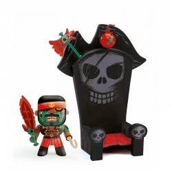 Arty Toys : Kyle & Ze throne