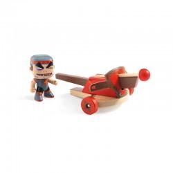 Arty Toys : Klute & Ze arbalete