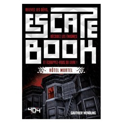 Escape Book : Hotel Mortel