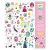 Set de 1000 stickers pour les filles