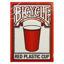Bicycle : Red Plastic Cup