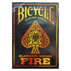 Cartes Bicycle : Fire