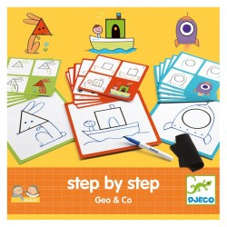 Step by Step : Géo and co