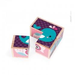 Mes premiers cubes : bébés animaux