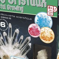 Kit Science: Les cristaux