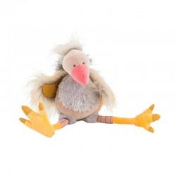 Peluche Gus le vautour (Moulin Bazar)