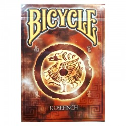 Cartes Bicycle : Rosefinch