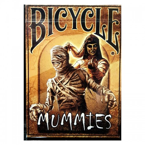 Cartes Bicycle : Mummies
