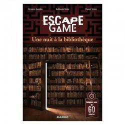 Escape Game : Une nuit à la bibliotèque
