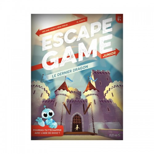 Escape Game Jr : Le Dernier Dragon