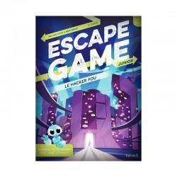 Escape Game Jr : Le Hacker Fou