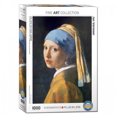 Jeune fille à la perle (Vermeer)