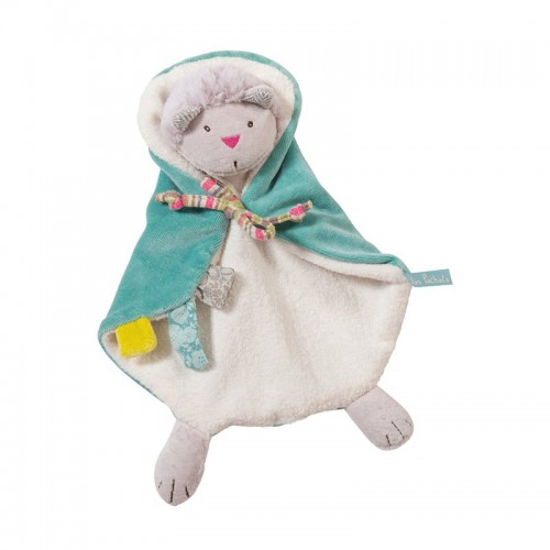 Doudou chat manteau Pachats