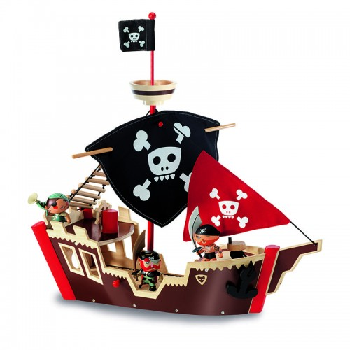 Arty Toys : Ze pirat boat