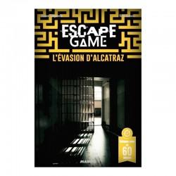 Escape Game : L'évasion d'Alcatraz
