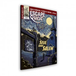 Escape Quest : Seul à Salem