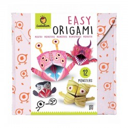 Easy origami - Monstres