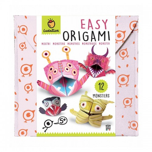 Easy origami - Monstres