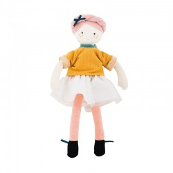 Petite poupée Melle Eloïse (Parisiennes)