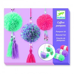 Pompons Pampilles