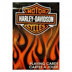 Cartes Bicycle : Harley Davidson