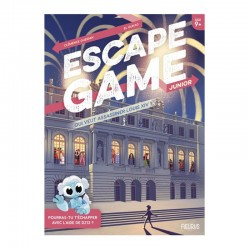 Escape Game Jr : Qui veut assasiner Louis XIV ?