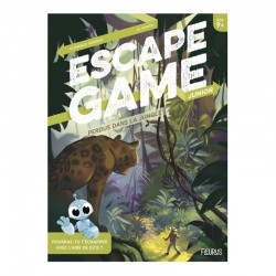 Escape Game Jr : Perdus dans la jungle