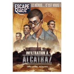 Escape Quest : Infiltration à Alcatraz