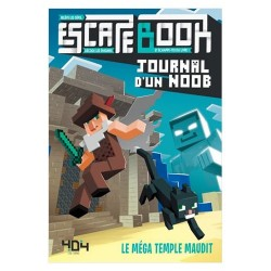 Escape Book Junior Journal d'un Noob