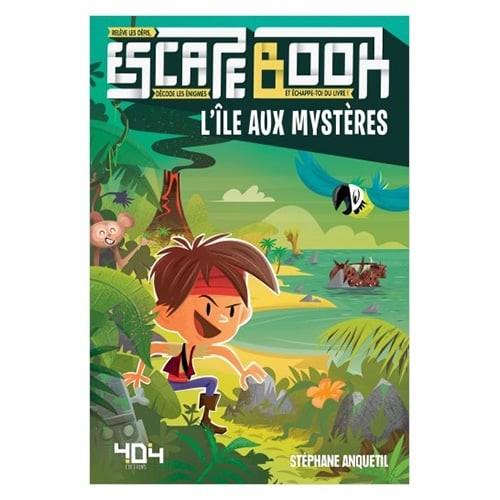Escape Book Junior L'île aux mystères