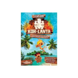 Escape Book Junior Koh Lanta