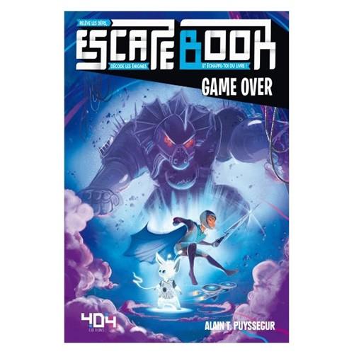 Escape Book Junior Game Over