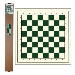 Tapis Jeux Echecs 2mm (50X50cm)