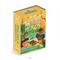 Héroï'cartes - À la poursuite de Barbe Crasse