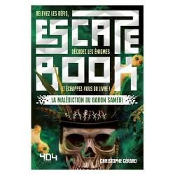 Escape Book : La Malédiction du Baron Samedi