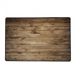 Tapis néoprène Wood Texture