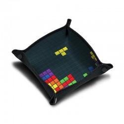 Piste de dés néoprène Retro Tetris