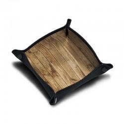 Piste de dés néoprène Wood Texture