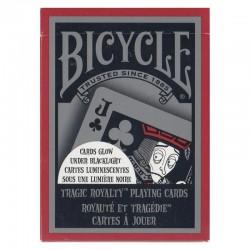 Cartes Bicycle Tragic Royalty